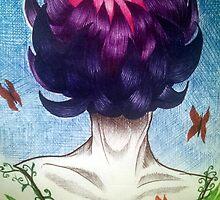 Flowerhead Male by izzy3991