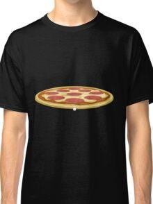 Glitch furniture rug pepperoni pizza rug Classic T-Shirt