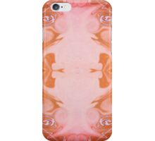 Welcoming New Life Abstract Healing Artwork  iPhone Case/Skin