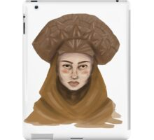 Padmé Amidala - Refugee Dress iPad Case/Skin