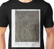 USGS TOPO Map Colorado CO Elk Springs 20100915 TM Unisex T-Shirt