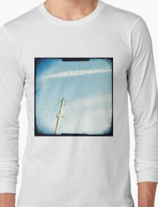 Crossed wires Long Sleeve T-Shirt