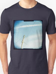Crossed wires Unisex T-Shirt