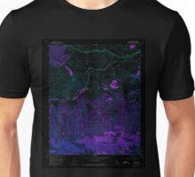 USGS TOPO Map California CA Acton 287787 1959 24000 geo Inverted Unisex T-Shirt