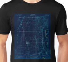 USGS TOPO Map California CA Biggs 295930 1912 31680 geo Inverted Unisex T-Shirt