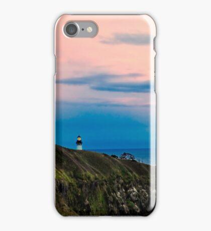 Newport Oregon - Yaquina Yaquina iPhone Case/Skin