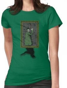 The Forever Duel (Part 2) Womens Fitted T-Shirt