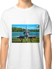 Marines A4L Skyhawk at the Golf Course Classic T-Shirt