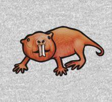 Naked Mole Rat One Piece - Long Sleeve
