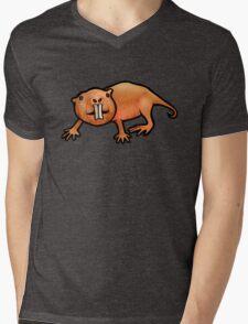 Naked Mole Rat Mens V-Neck T-Shirt