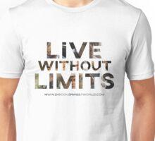 Westworld - Live Without Limits Unisex T-Shirt