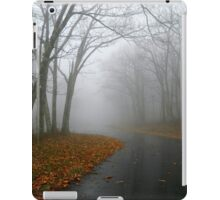 Blue Ridge (in the Fog) - I      ^ iPad Case/Skin