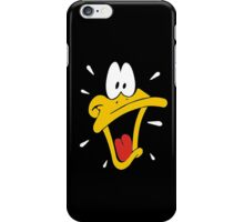 Daffy Duck Cool Design  iPhone Case/Skin