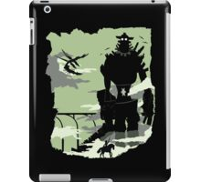 Silhouette of the Colossus iPad Case/Skin