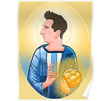 St. Messi Poster