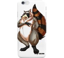 Raccoon Cartoon Mobile Phone Cases iPhone Case/Skin
