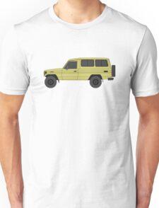 TOYOTA Land Cruiser HZJ75 (machito) Unisex T-Shirt