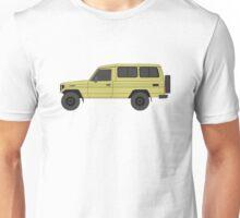 TOYOTA Land Cruiser HZJ75 Unisex T-Shirt