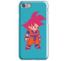 Super Saiyan God Goku iPhone Case/Skin