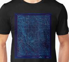 USGS TOPO Map California CA Mt Hamilton 298298 1897 62500 geo Inverted Unisex T-Shirt