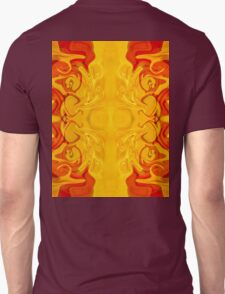 Energy Bodies Abstract Healing Artwork  Unisex T-Shirt