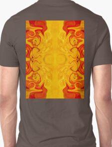 Energy Bodies Abstract Healing Artwork  T-Shirt