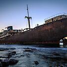 Telamon, AKA Temple Hall Shipwreck by Donncha O Caoimh