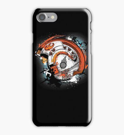 Born to Rebel iPhone Case/Skin