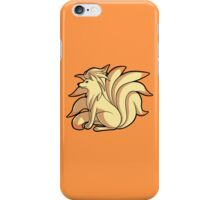Ninetales iPhone Case/Skin