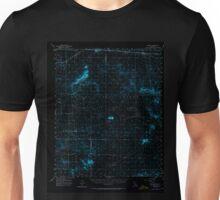 USGS TOPO Map California CA Kramer 297908 1956 62500 geo Inverted Unisex T-Shirt