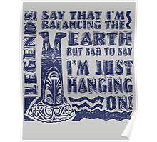 Ngendi, The Earth Balancer Poster