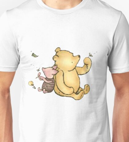 Winnie the Pooh By AA Milne Unisex T-Shirt