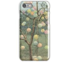 Psychedelic Grapefruit Tree iPhone Case/Skin