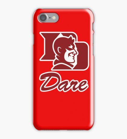 Dare iPhone Case/Skin