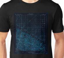 USGS TOPO Map California CA La Cima 296213 1934 31680 geo Inverted Unisex T-Shirt