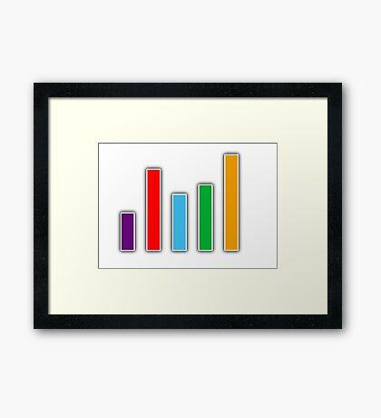 Chart Framed Print