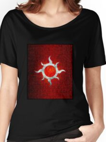 Legion of the Sun Women's Relaxed Fit T-Shirt