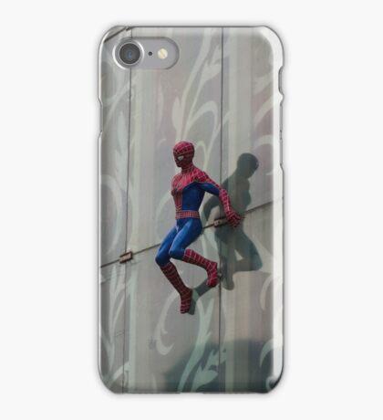 Spiderman superhero  iPhone Case/Skin