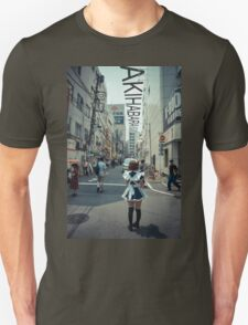 Akihabara - Electric Town Unisex T-Shirt