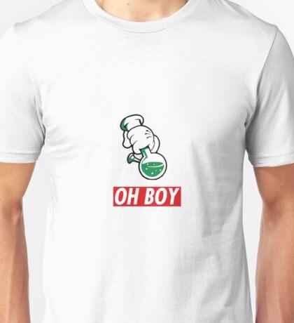 Mickey Bong - OH BOY Unisex T-Shirt