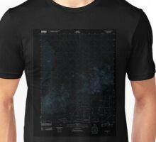 USGS TOPO Map California CA Saltdale SE 20120327 TM geo Inverted Unisex T-Shirt