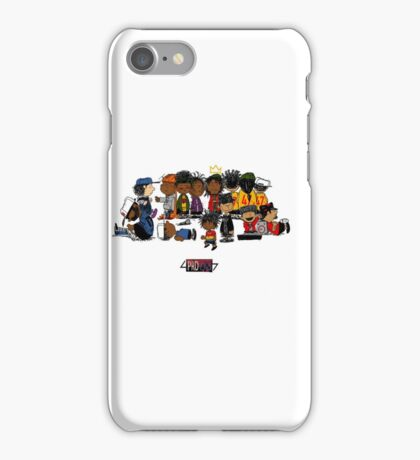 Pro Era Peanuts iPhone Case/Skin