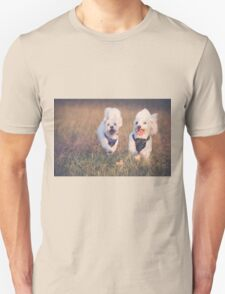 Puppy Fun Unisex T-Shirt