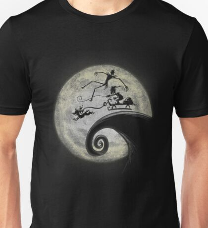 Nightmare Before Grinchmas Unisex T-Shirt