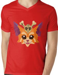 Gnar - League of Legends Mens V-Neck T-Shirt