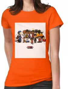 Pro Era Peanuts Womens Fitted T-Shirt