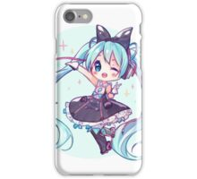 Happy Mirai iPhone Case/Skin