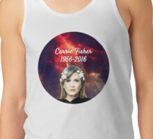 Carrie Fisher Tank Top