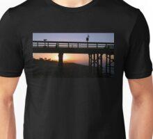 Sunrise Pier Ventura Unisex T-Shirt