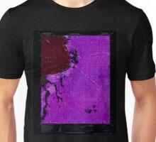 USGS TOPO Map California CA Bijou 288431 1955 24000 geo Inverted Unisex T-Shirt